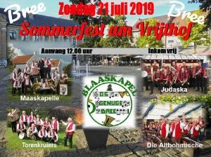 2019 Sommerfest Am Vrijthof_1